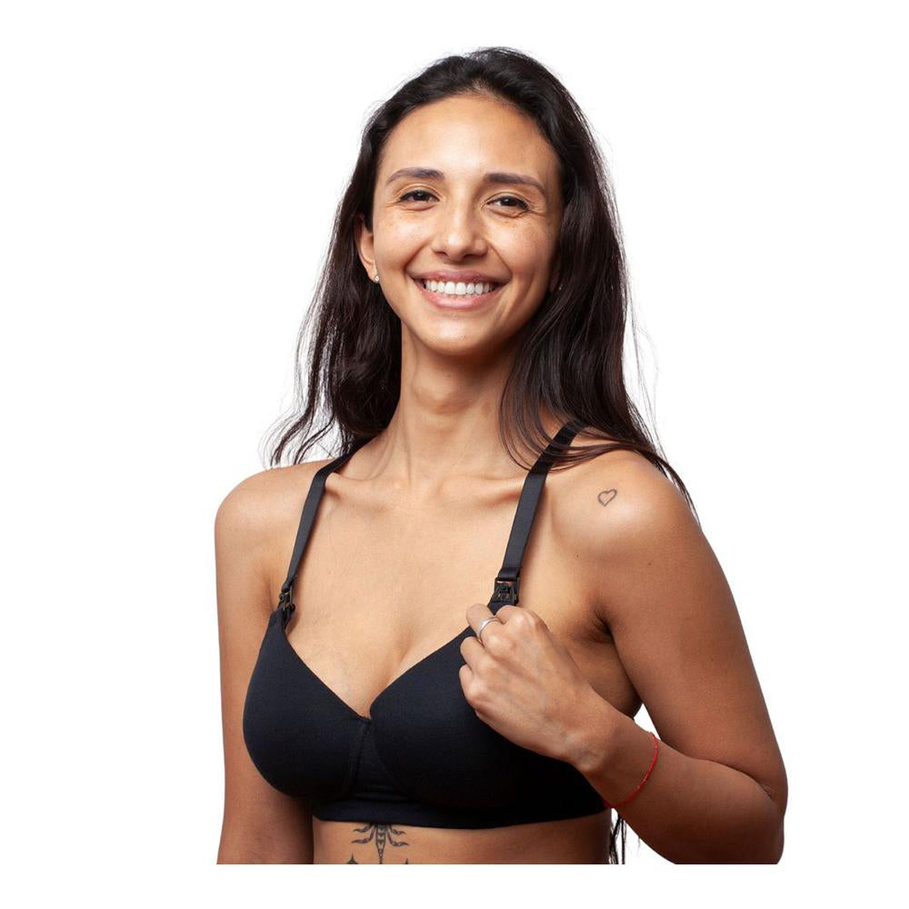Simples Wishes The Sling Bra Core Collection - Black