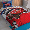 Tac Single Disney Cars Duvet Cover Set