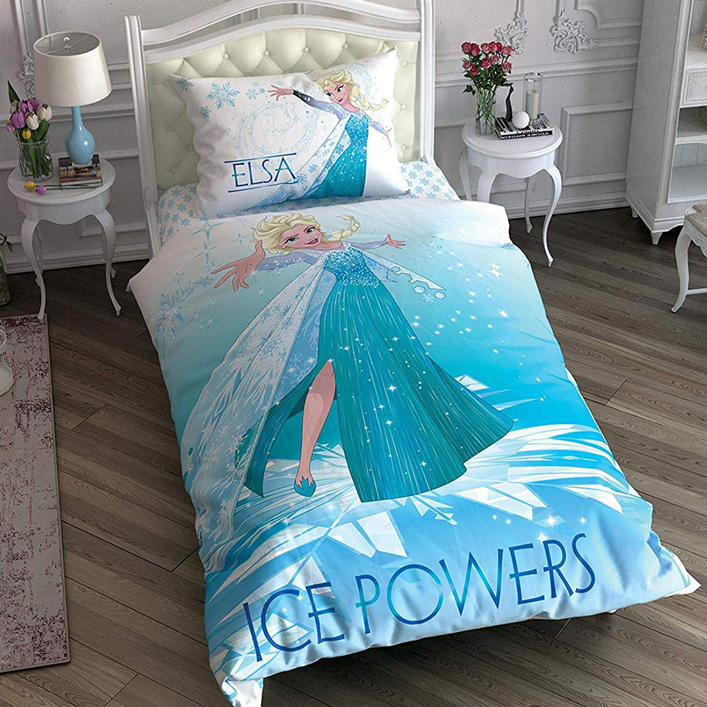 Tac Single Disney Frozen Duvet Cover Set