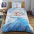 Tac Single Disney Frozen Ice Power Duvet Cover Set