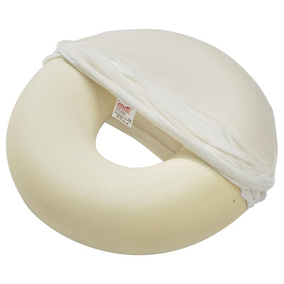 Sissel Sit Ring Round, including terry cover, white