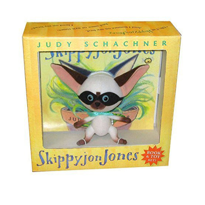 Skippyjon Jones Book and Toy set