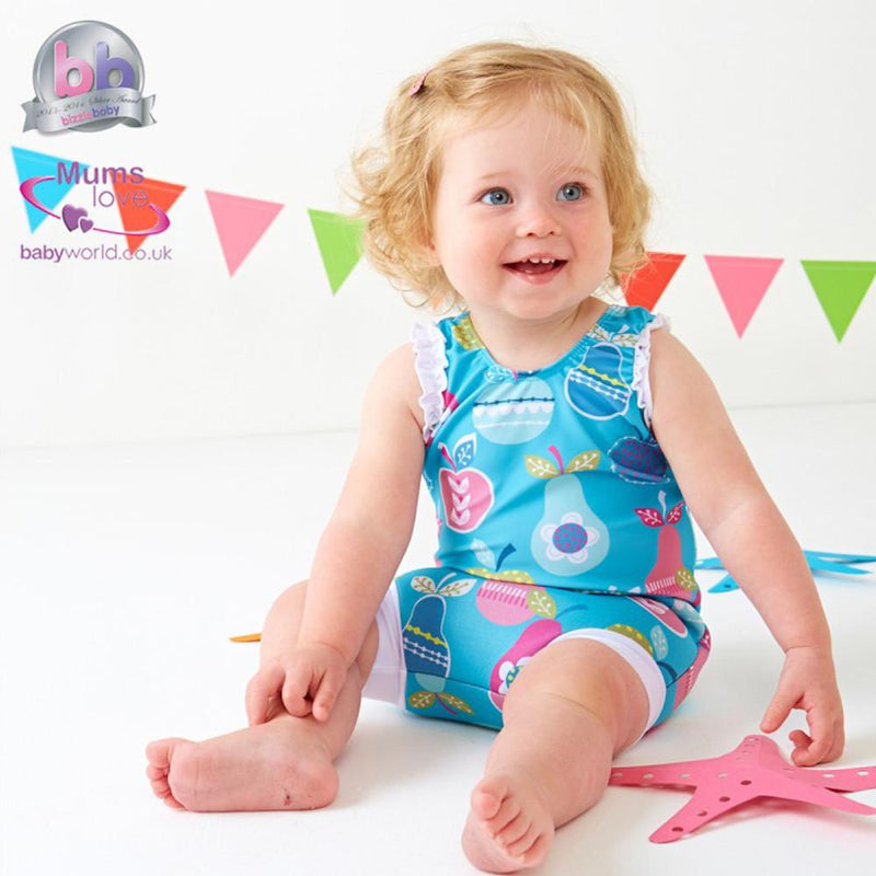 Splash About Happy Nappy Costume Tutti Frutti