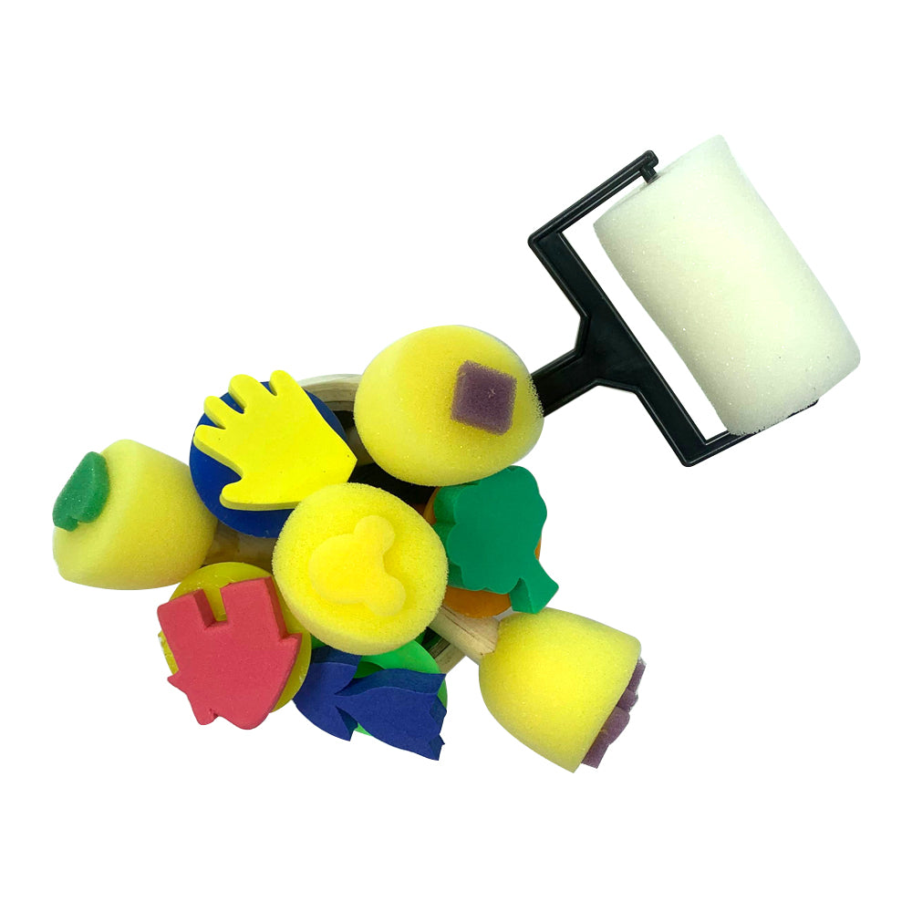 Sponge Dabber Set Assorted shape