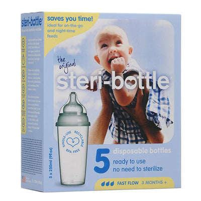 Steri-Bottle Fast Flow 3 Months+