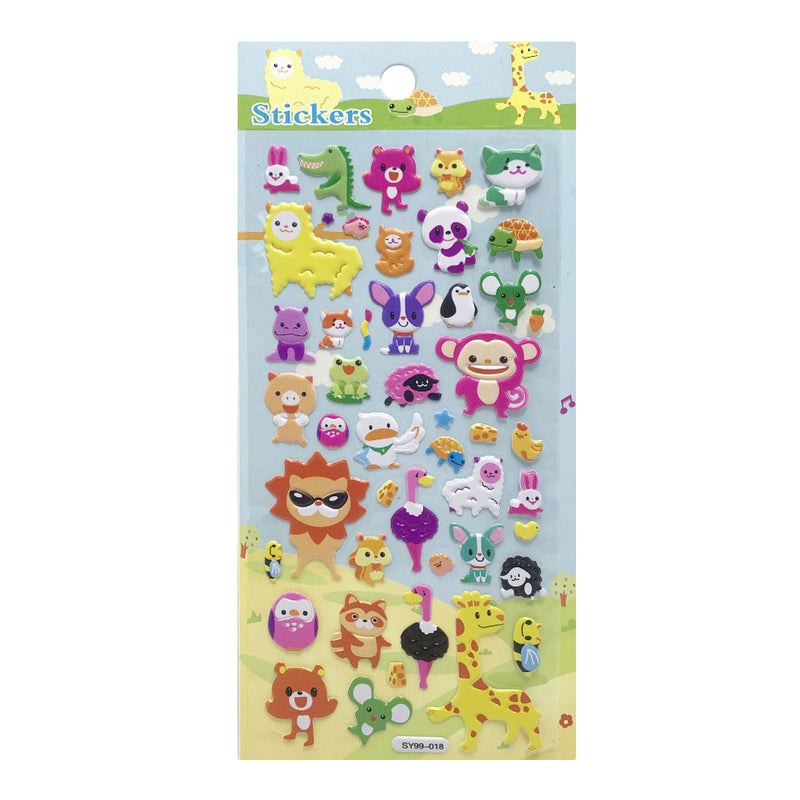 Stickers Animals, SY99-18