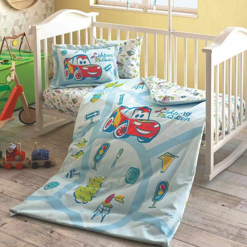 Disney Baby Cars Duvet Cover Set