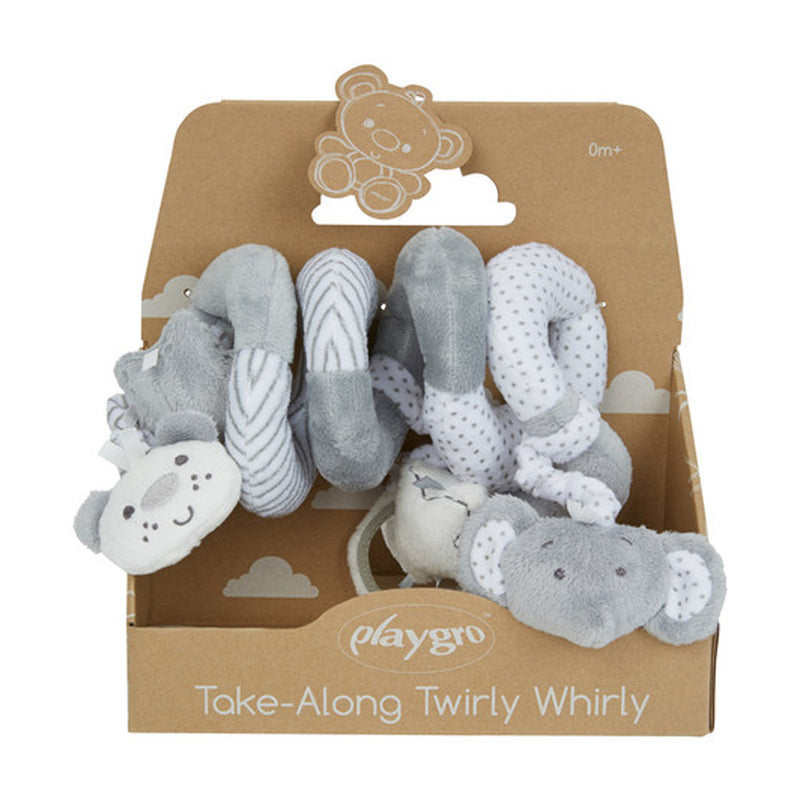 Playgro Take Along Twirly Whirly