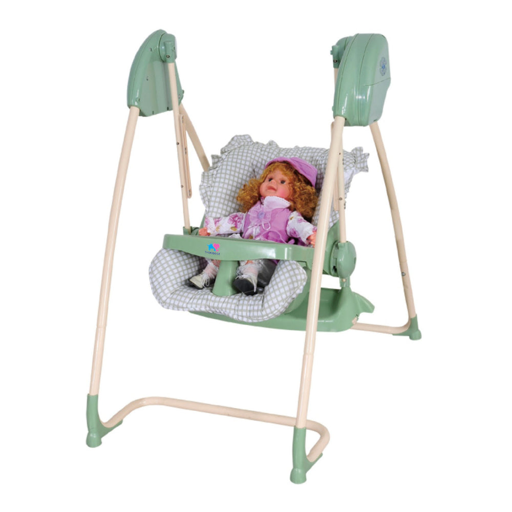 TheKiddoz Two in One High Chair and Swing Chair