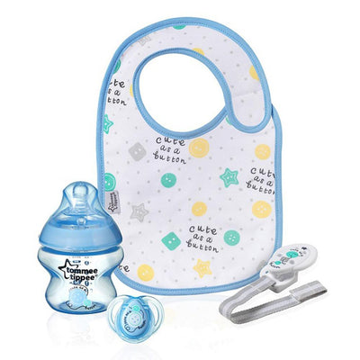 Tommee Tippee Closer to Nature  Small Gift Set - Blue