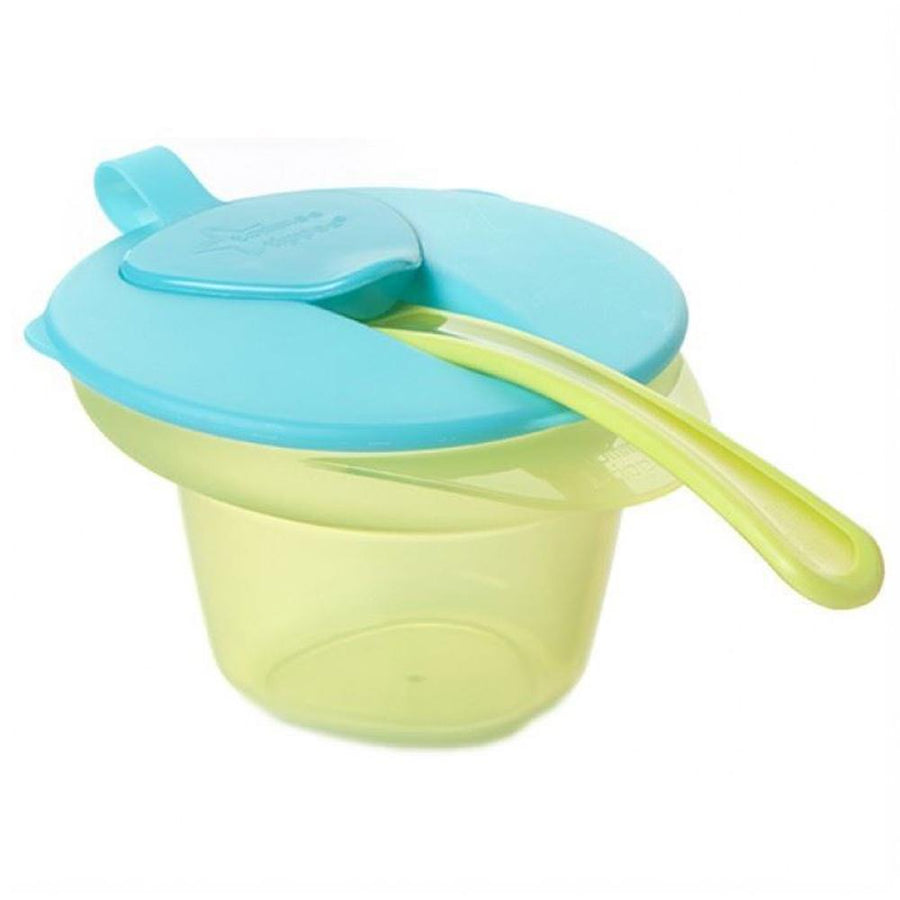 Tommee Tippee Cool & Mash Weaning Bowl, Pack of 1