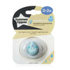 Tommee Tippee Acceptance Guarateed Newborn (ANYTIME) Soother Teal, Pack of 1
