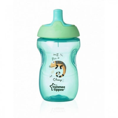 Tommee Tippee Explora Active Sports Cup 12 Months+ Green, 300Ml Pack of 1