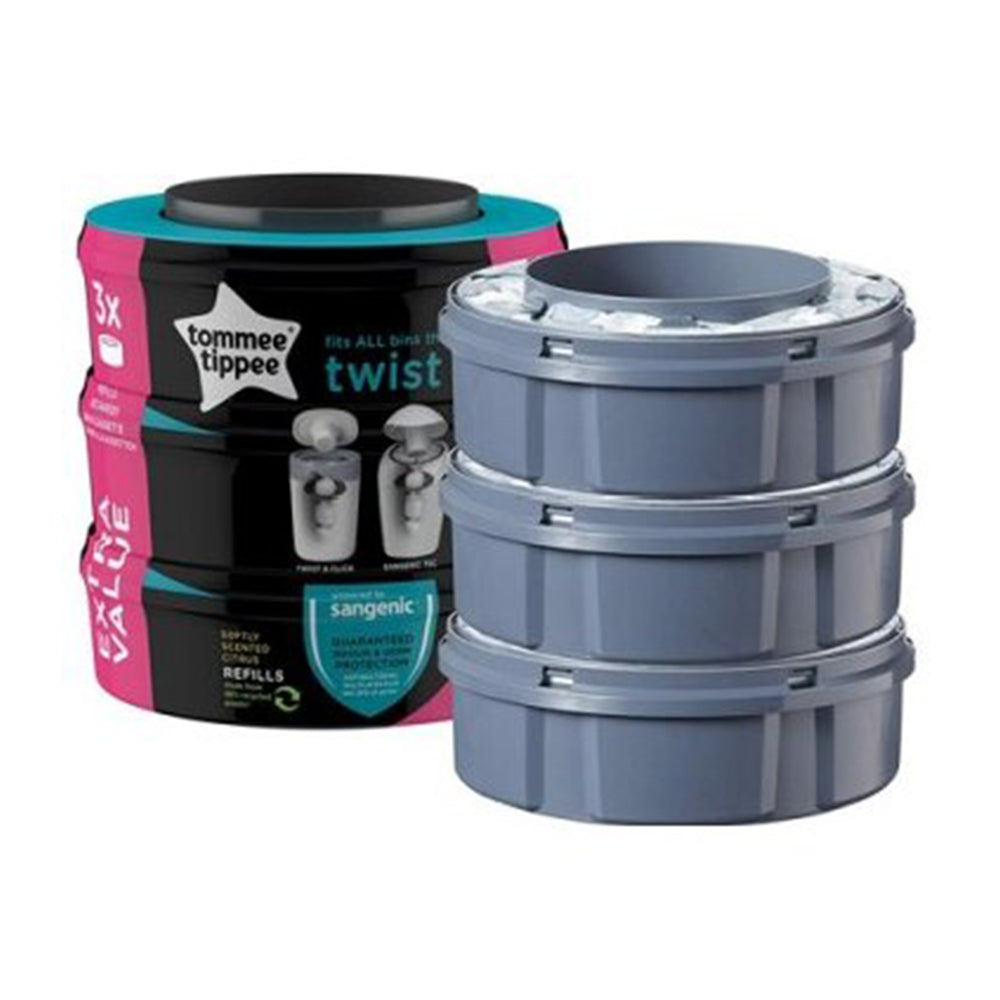 Tommee Tippee Sangenic Universal Cassette - 3 pieces