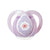 Tommee Tippee Closer to Nature Moda Soother Pink, 0-6 Months, Pack of 1
