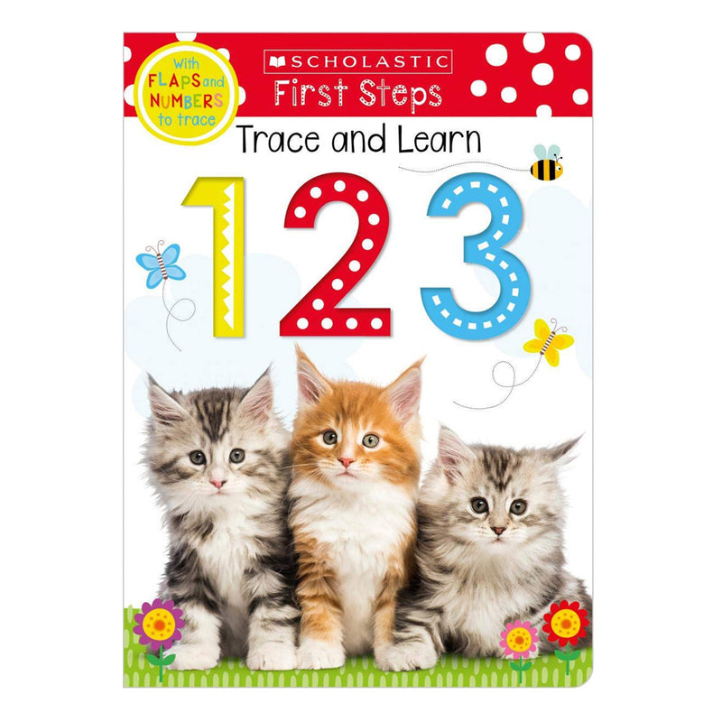 Scholastic Trace and Learn 123