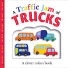 Priddy Books Traffic Jam of Trucks
