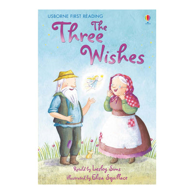 Usborne First Reading Book - The Three Wishes