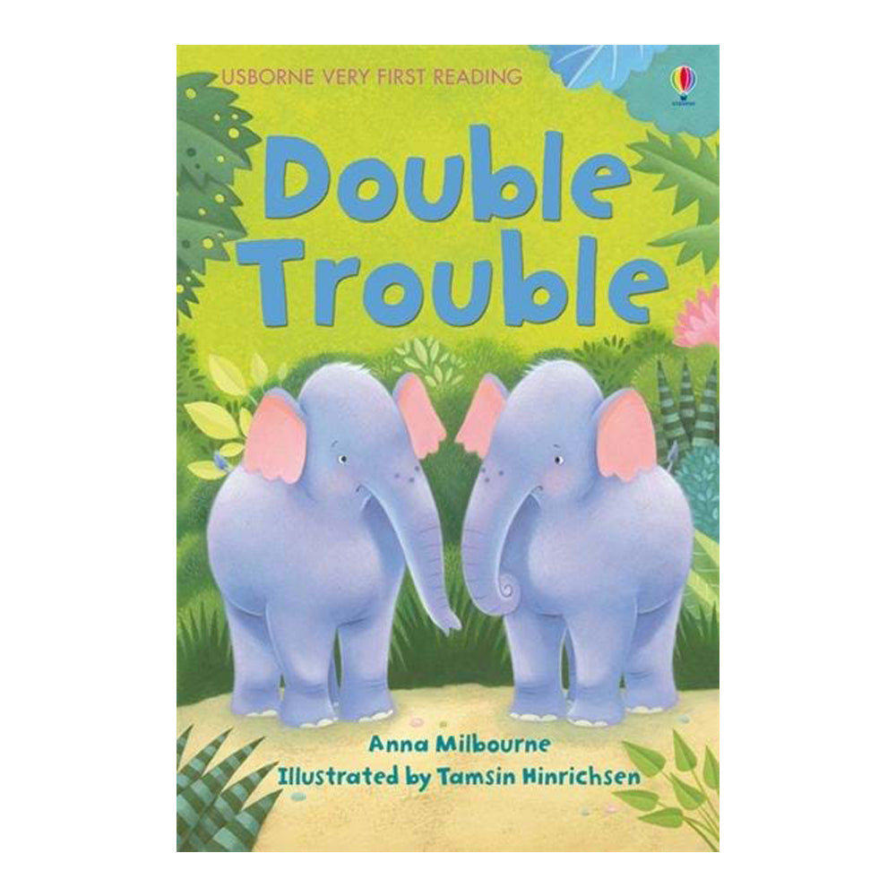 Usborne First Reading Book - Double Trouble