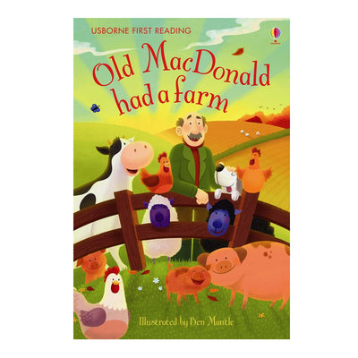Usborne First Reading Book - Old Mac Donald had a Farm