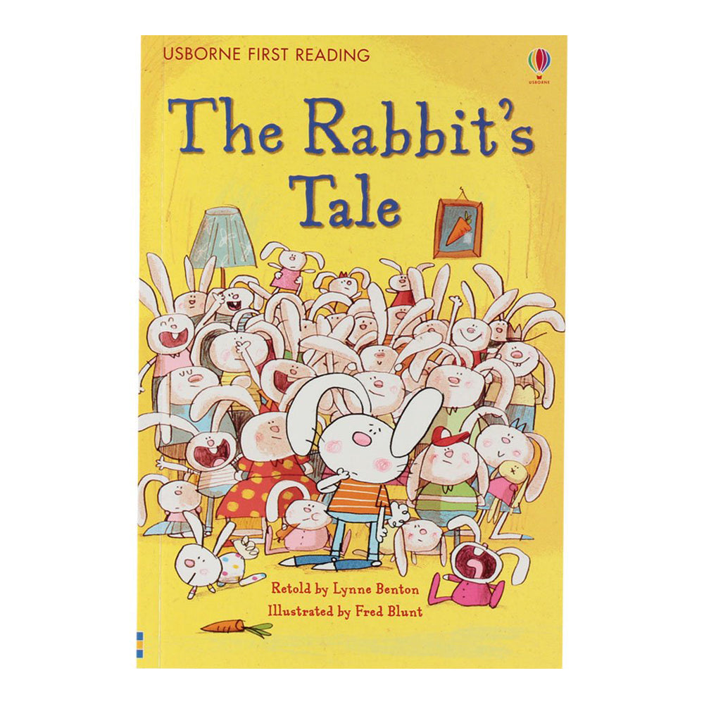 Usborne First Reading Book - The Rabbit's Tale
