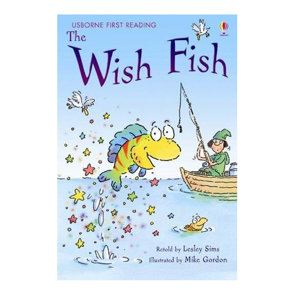Usborne First Reading Book - The Wish Fish
