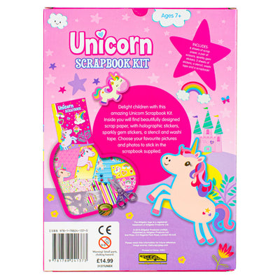 Unicorn Scrapbook Kit