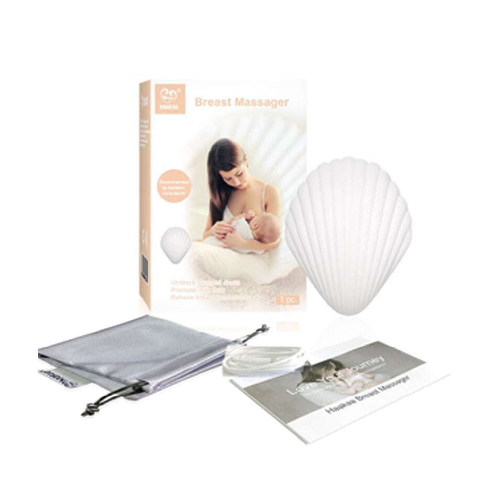 Haakaa Breast Massager ( Shell )