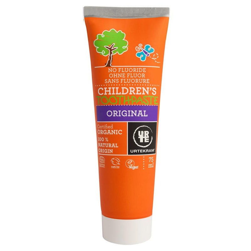 Urtekram Children toothpaste Original organic 75 ml