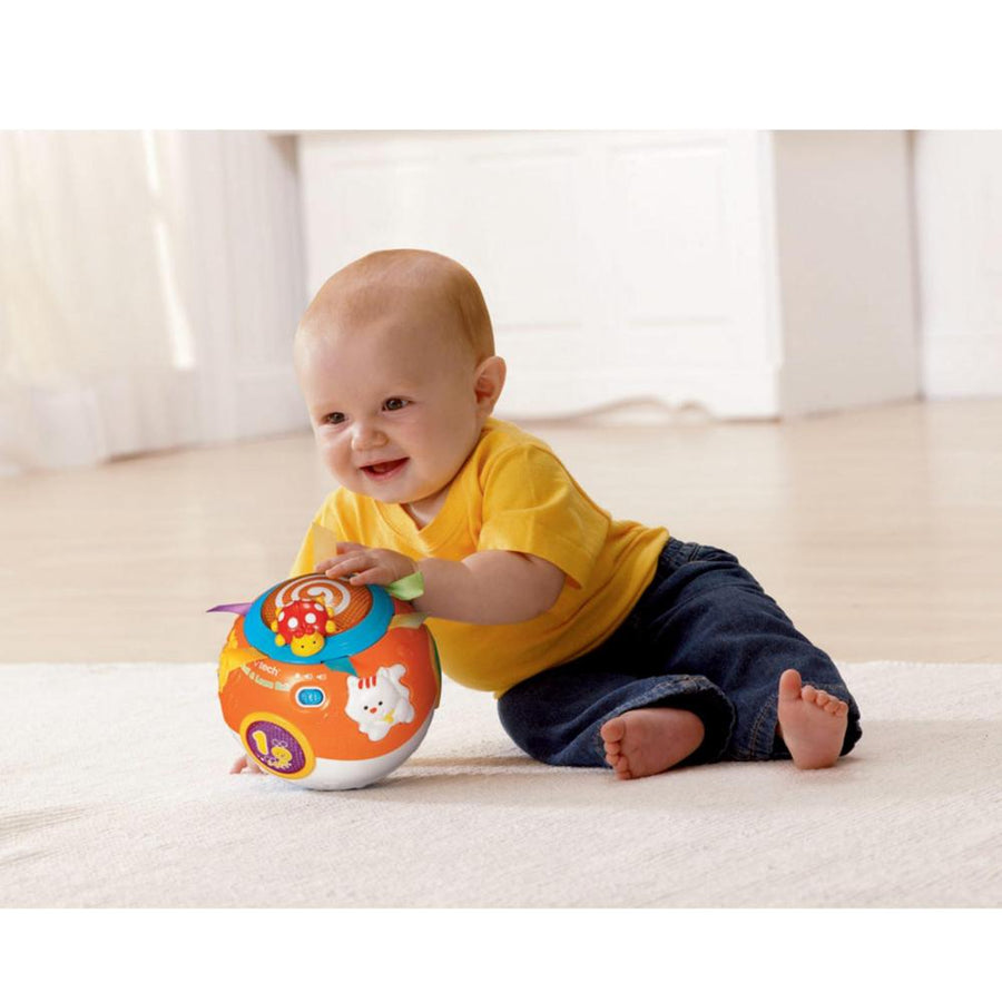 VTECH BABY CRAWL & LEARN BRIGHT LIGHTS BALL