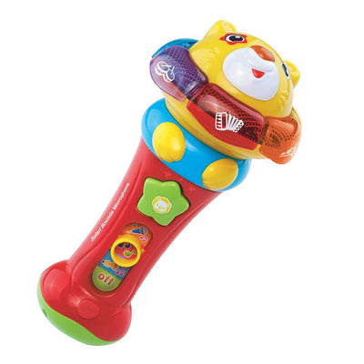 Vtech Safari Sounds Microphone, Multicoloured