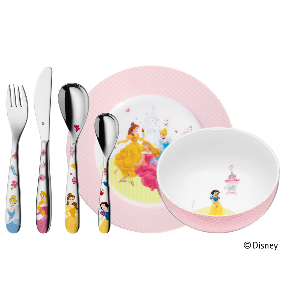 WMF Disney Princess Child Set 6pcs