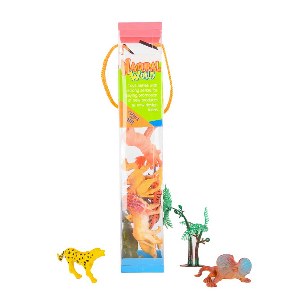 Wild Animals Toys Set