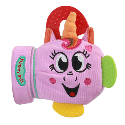 Yummy Mitt, Isabella the Unicorn Teething Mitten
