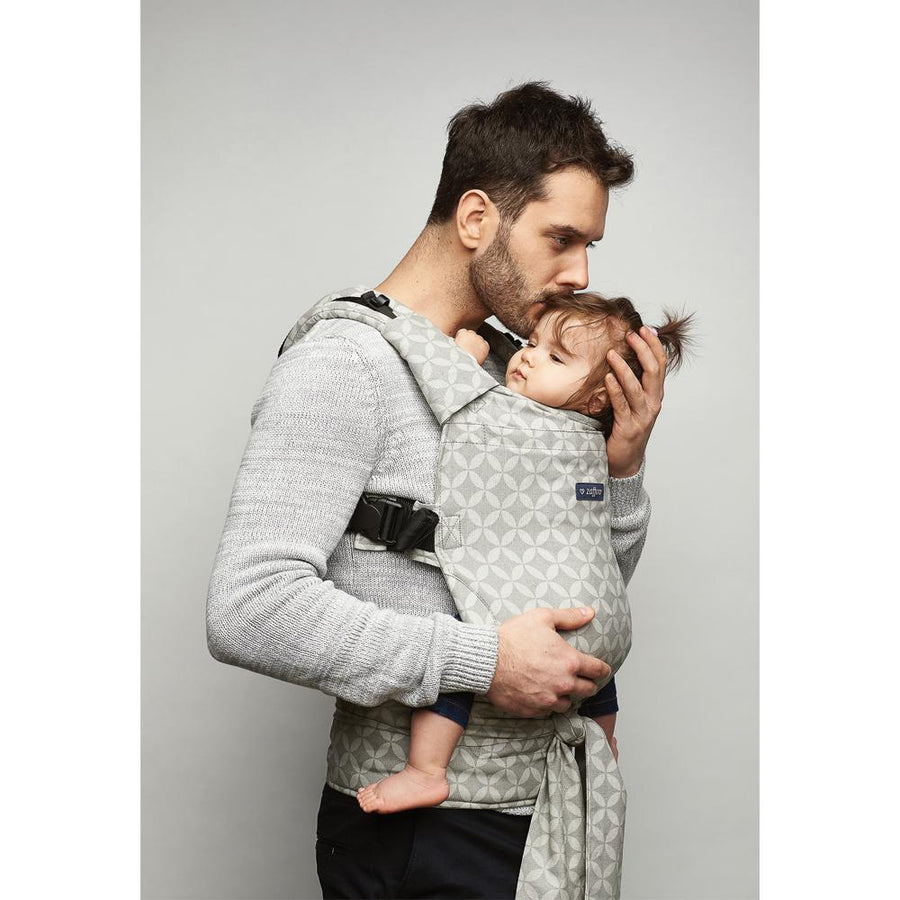 Zaffiro Baby Carrier Joy Grey