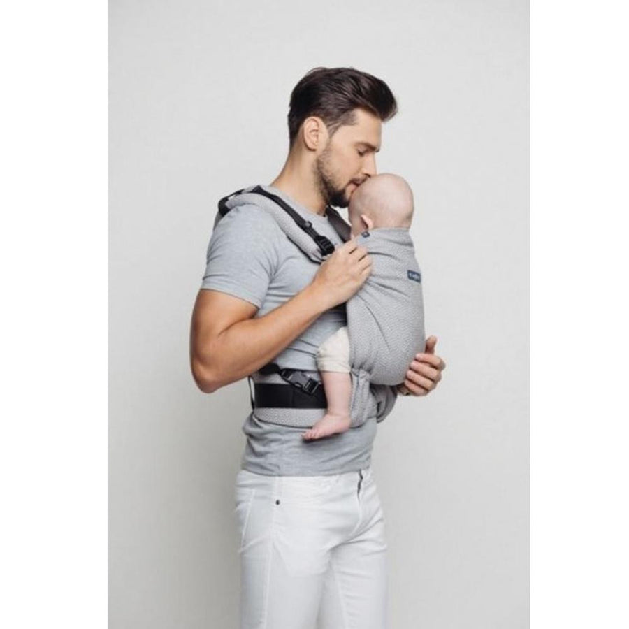 Zaffiro Baby Carrier Smart Nature, Grey