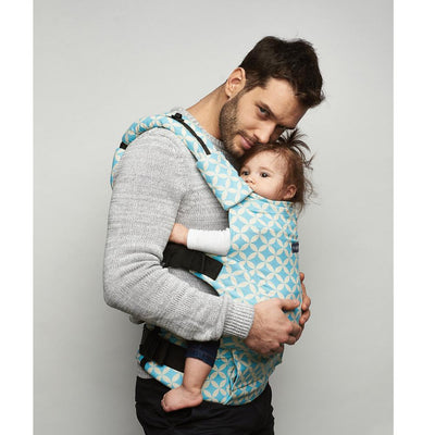 Zaffiro Baby Carrier Embrace Turquoise Mama S First