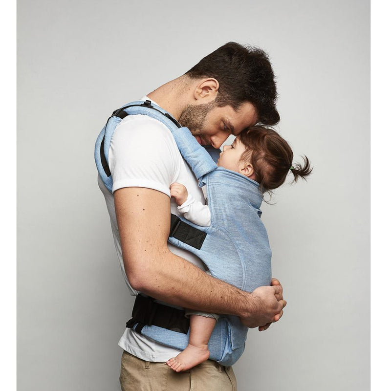 Zaffiro Baby Carrier Embrace Blue