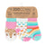 Zoocchini Baby Terry 3 pc Sock set - Fiona the Fawn