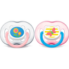 Philips Avent Soother 18 Months+, Pack of 2