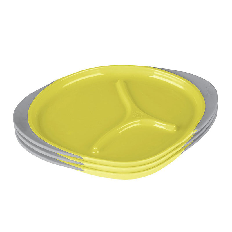 B.Box Divided Plate -Lemon Sherbet