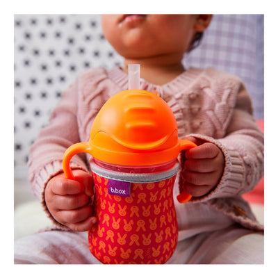 B.Box Sippy Cup Orange Zing