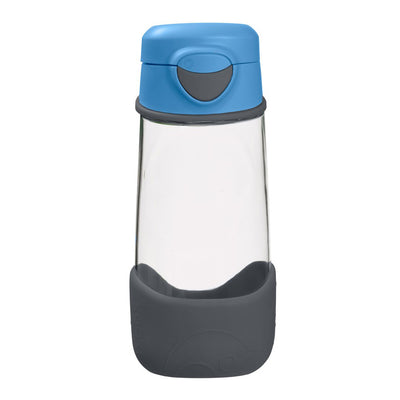 B.Box Sport Spout Bottle - Blue Slate