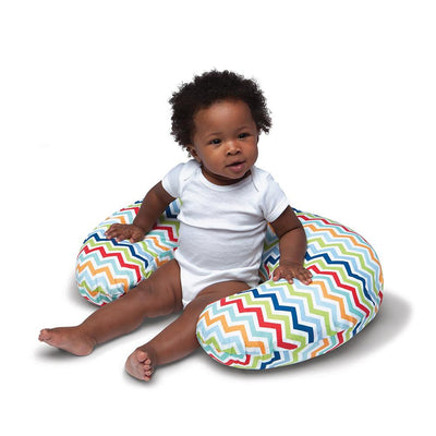 Boppy Slipcovered Pillow - Chevron
