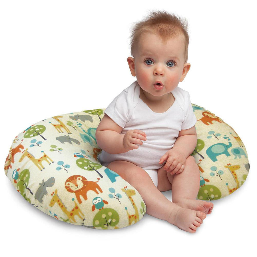 Boppy Slipcovered Pillow - Jungle