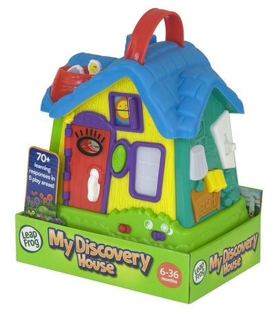 LeapFrog My Discovery Learning House