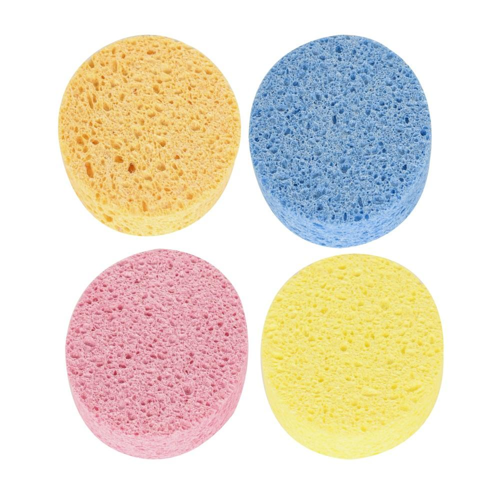Sevi Bebe Cellulosic Baby Bath Sponge, 1 Piece