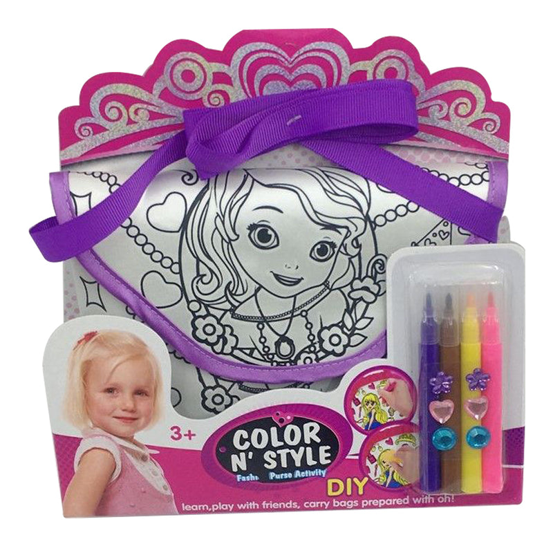 Painting Bag Color N Style - Princess