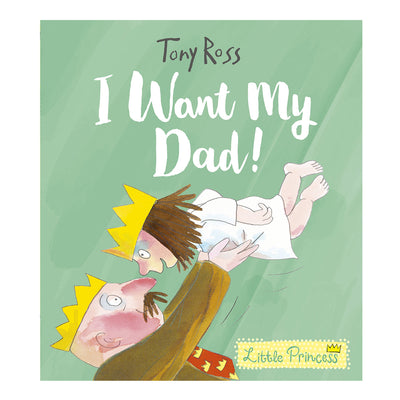 I Want My Dad!, Soft cover