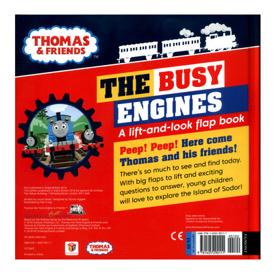 The Busy Engines